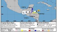 Nana puede ser huracán cuando llegue hoy a Belice