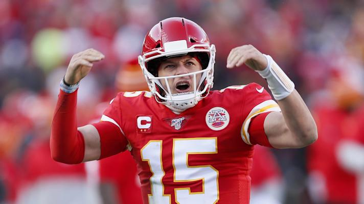 Patrick Mahomes leads Chiefs to the Super Bowl in win over Titans