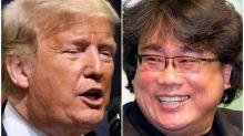 Film Company Has Perfect Response After Donald Trump Mocks Parasite's Oscars Success