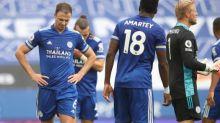 Foot - ANG - Angleterre: Leicester piégé par West Ham
