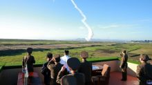 North Korea test-fires missile in latest provocation