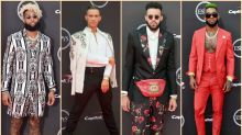 The Best and Boldest Men's Fashion on the 2018 ESPYs Red Carpet