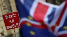 Le PIB britannique se replie de 0,2% avant le Brexit