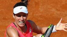 Tennis: Johanna Konta's ready to slam rivals, insists Chris Evert ahead of the French Open