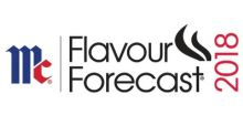 Taste Tomorrow's Favourite Flavours: McCormick® Releases Much Anticipated 2018 Flavour Forecast™