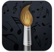 Daily iPad App: Soundbrush lets you create music with a brush