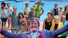 Is Mrs Brown's Boys going to cross over with Benidorm?
