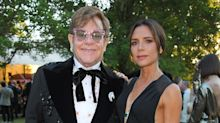 Elton John motivated Victoria Beckham's decision to 'step away' from Spice Girls