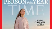 Teenage climate activist Greta Thunberg is Time's Person of the Year