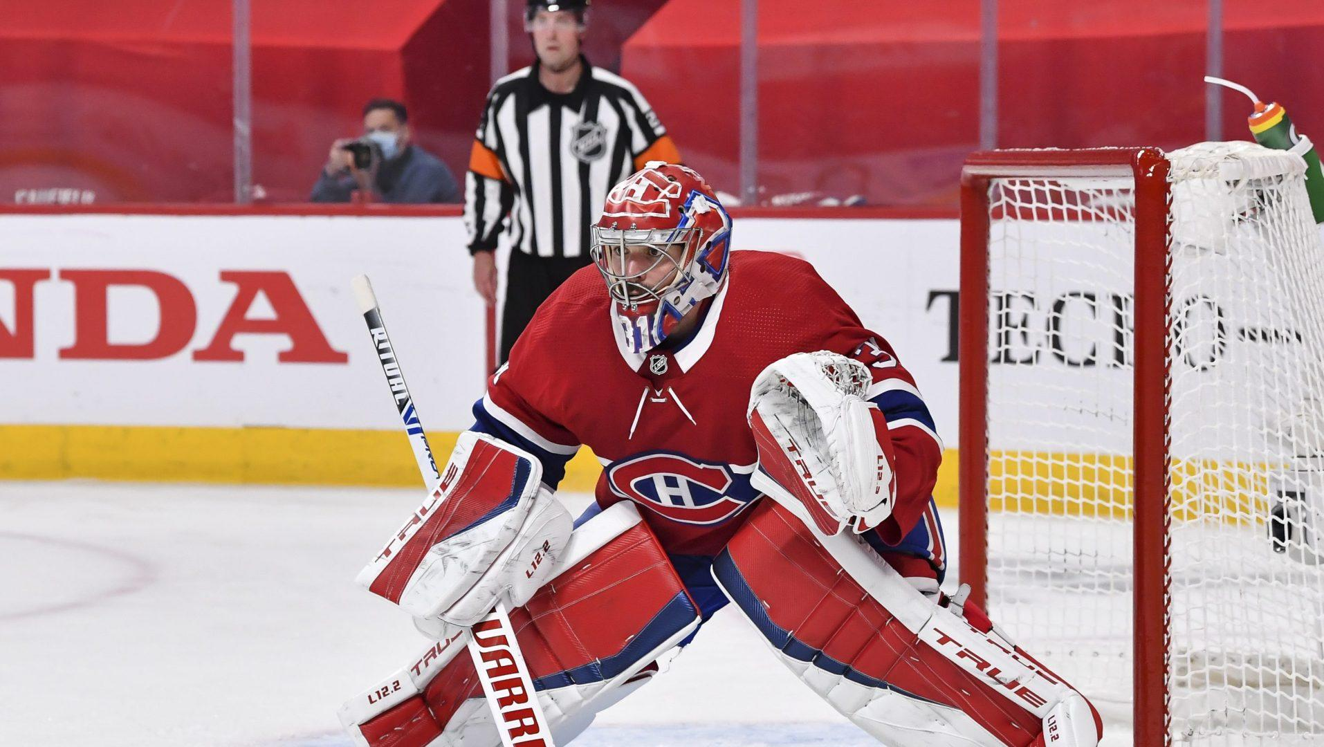 Price is right in the Canadiens' run to Stanley Cup Semifinals