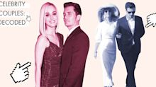 Katy Perry and Orlando Bloom's Body Language