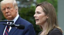 Amy Coney Barrett: Trump nominates conservative favourite for Supreme Court