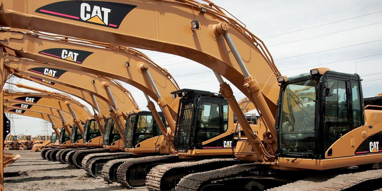 Caterpillar Earnings Impressed. Here's Why Its Stock Is Dropping.