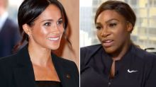 Why Serena Williams has been 'relying' on Meghan Markle