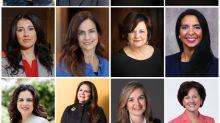 Doce mujeres entre los veinte ejecutivos hispanos más prominentes en EE.UU.