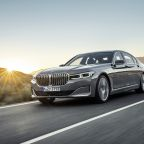 BMW unveils 2020 7 Series sedan with controversial redesign