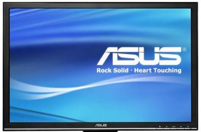 Asus introduces trio of new LCD monitors