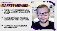 Market Movers Week 5: Chase Claypool has a monster performance while the Falcons are due for a downgrade