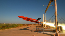 Naval Air Systems Command Accepts Delivery of 100th Production BQM-177A Subsonic Aerial Target System