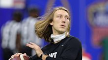 The NFL Draft hasn't happened yet and Clemson QB Trevor Lawrence already has a relationship with Jags fans through wedding gifts and charity donations