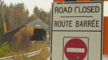 Discovery of wood rot forces indefinite closure of Hammond River covered bridge