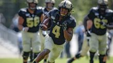 Purdue star receiver Rondale Moore will 'opt out' of fall season