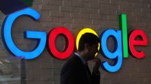 OK Google, tell us why your earnings growth is slowing down ... hello? Anyone there?