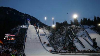 Oberstdorf einziger Bewerber um Skiflug-WM