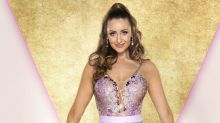 Strictly's Catherine Tyldesley says celebs are given 'secret' instructions during dances