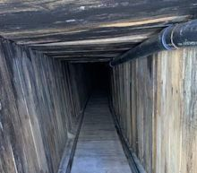Take a look inside the 'most sophisticated' smuggling tunnel found on US-Mexico border