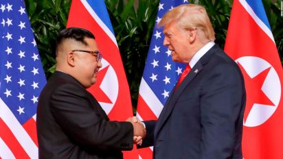 Decoding Trump and Kim Jong-un's body language