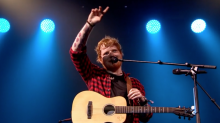 Ed Sheeran at Glastonbury, review: One of the least satisfying headliners in recent memory