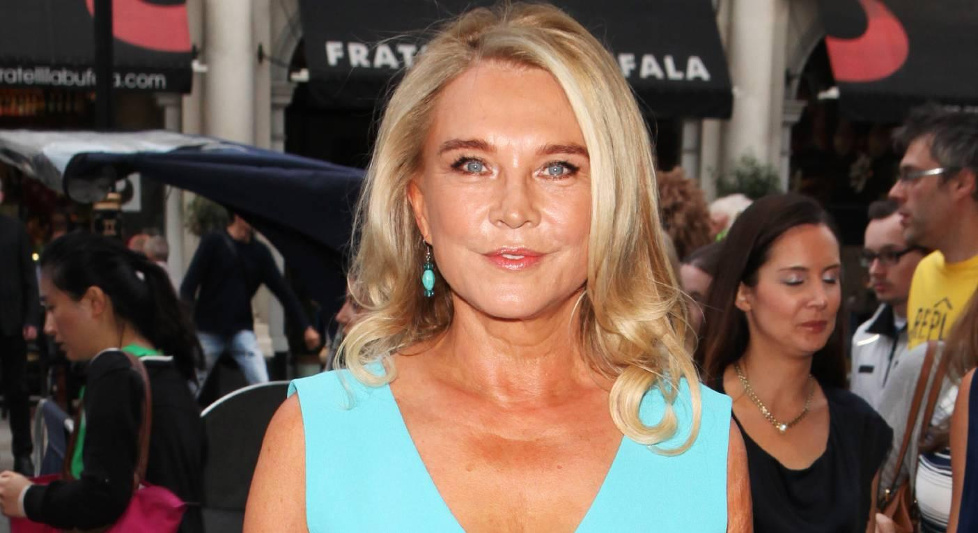 Actress Amanda Redman opens up about nine miscarriages