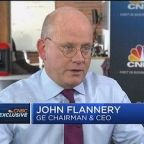 General Electric CEO John Flannery: Everything at GE is u...