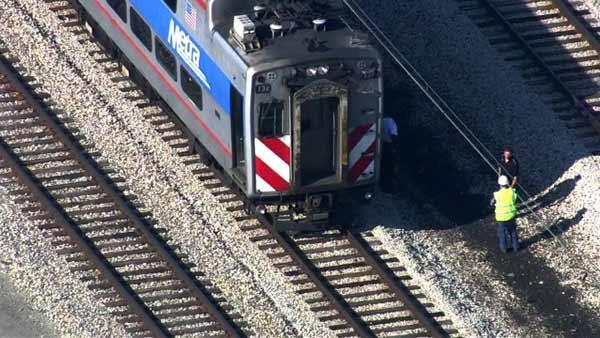 Metra Electric trains cancelled, delayed after downed wires