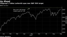 Citigroup's Stock Bear Acquiesces With S&P 500 on Cusp of Record
