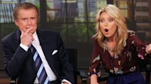 Regis Philbin Didn't Talk to Kelly Ripa Off Air