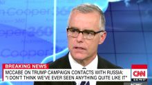 Andrew McCabe Thinks 'It's Possible' That Trump Is A Russian Asset