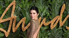 Kendall Jenner posiert halbnackt im Schnee - und Kourtney kopiert sie