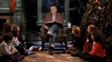 John Malkovich Does 'Twas The Night Before Christmas' And 8 Other Celebrity Book Readings