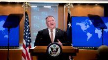 Pekín amenaza con represalias después de que Pompeo diga que Taiwán no es parte de China