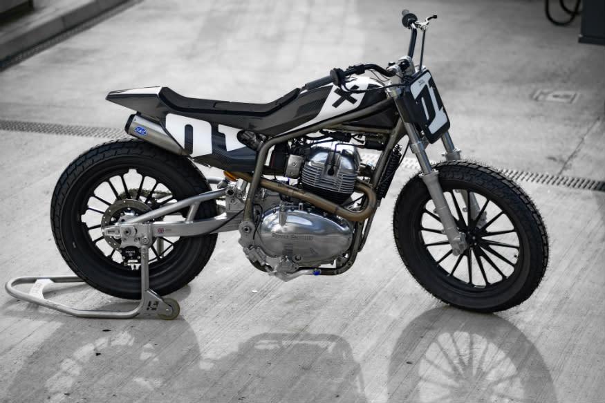 Royal Enfield Showcases 6 Custom-Made Motorcycles at 2019 EICMA