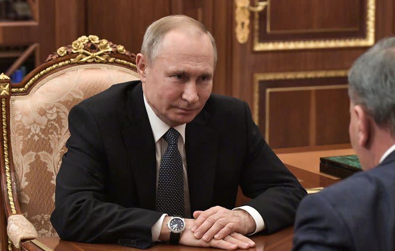 Vladimir Putin sacks prominent Kremlin ideologue, Ukraine hardliner Vladislav Surkov