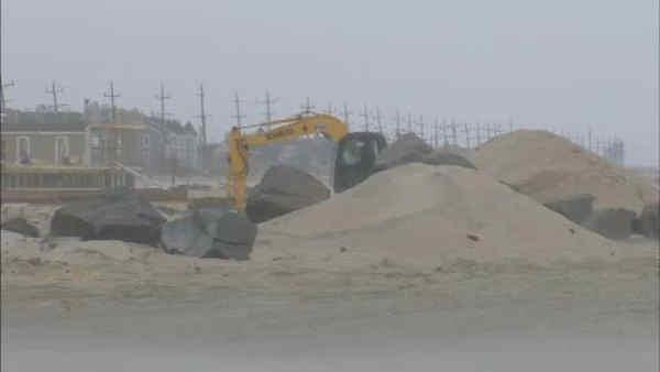 Stormwatch 7: New Jersey Shore preps