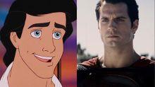 Los fans de Disney quieren a Henry Cavill como el príncipe de La Sirenita
