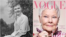 Judi Dench hace historia y ya es la persona más mayor en aparecer en la portada de Vogue
