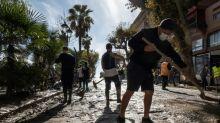 Vier Deutsche unter Vermissten nach Unwettern in Italien