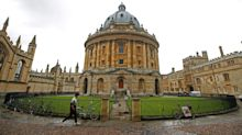 Drive for more student diversity paying off, says Oxford University