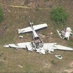 6 people killed in plane crash outside Houston