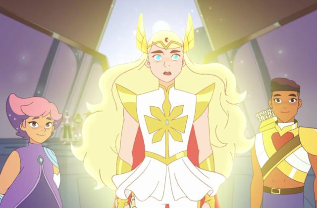 She-Ra shines in the first trailer for Netflix's '80s reboot